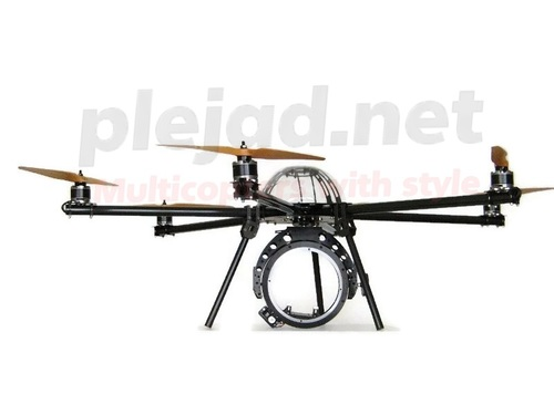 Octocopter Atlas (ARF)