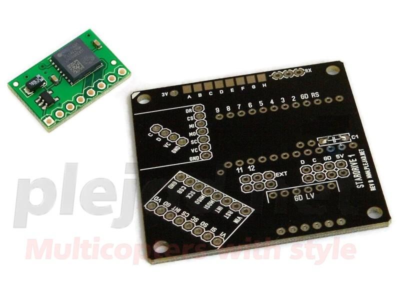 Stardrive Board (unbestückt) + ACC Sensor