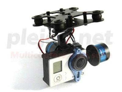 Tarot 2D Brushless Kamerhalterung (2 Achsen)