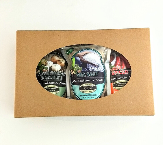 Beer Nuts Gift Box