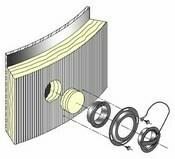Aluminum NDT Plugs w/EPDM