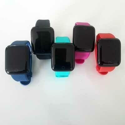 Smart Bracelet Fitness Tracker Blood Pressure Sports Smart Wristband