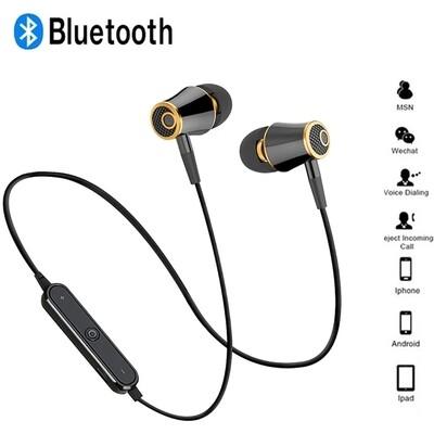 Teamyo N64 Wireless Bluetooth  Super Bass Earphones With Mic