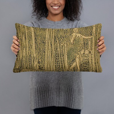Basic Pillow Dancer Bamboo