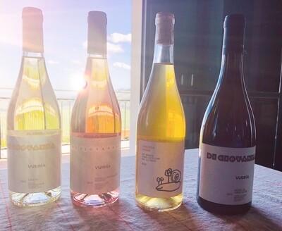 Wine Rainbow - 4 bottles
