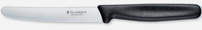 Steak knife serrated