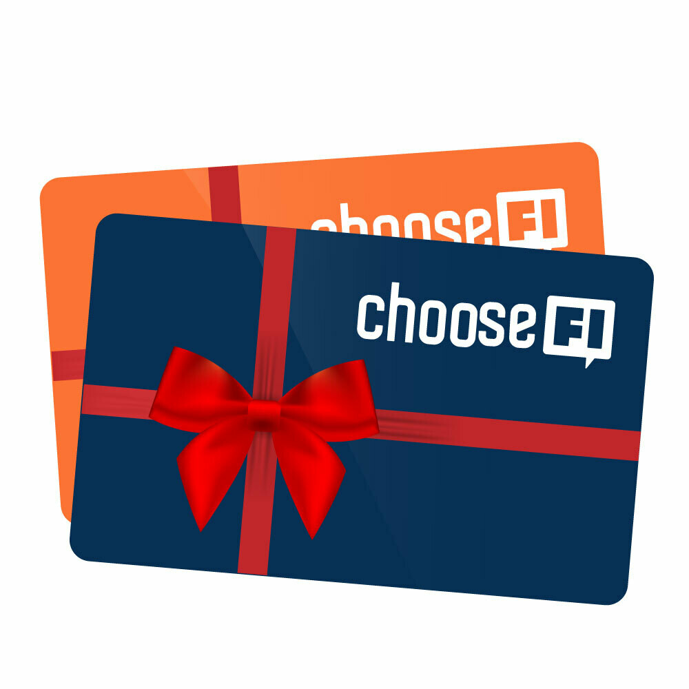 ChooseFI Store eGift card