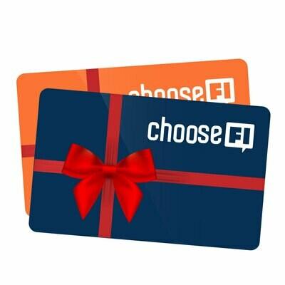 ChooseFI Store eGift card