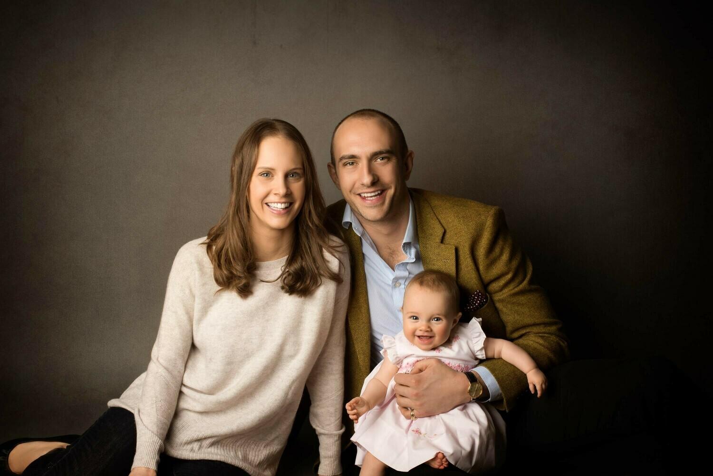 Family Photoshoot - Studio