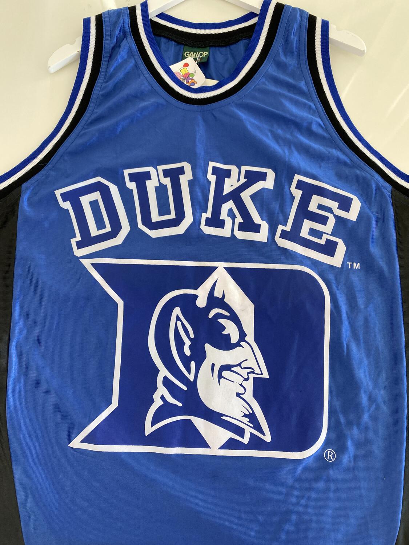 Duke Blue Devils #44 Basketball Jersey. SIZE: XL