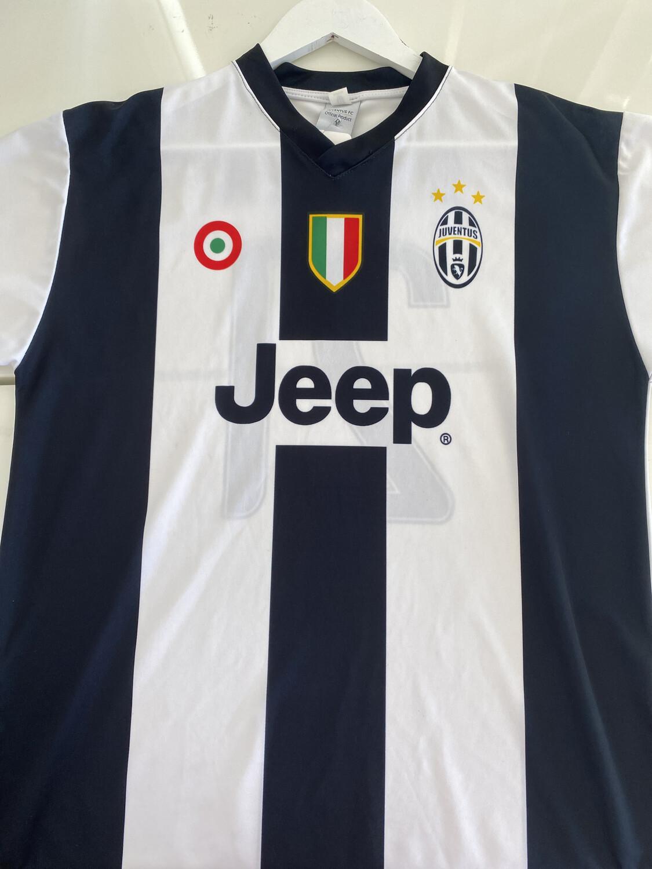 Dybala #21 Juventus FC Soccer Jersey. SIZE: XL
