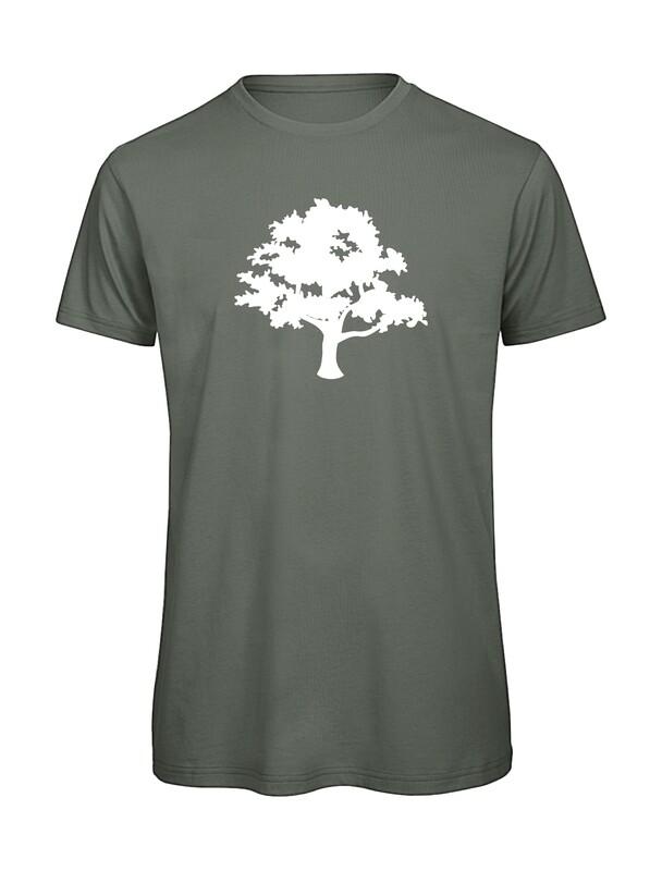 T-shirt met bedrukking (aktie t.v.v. De Liereman natuurgebied)