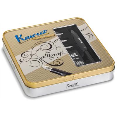 Kaweco Kalligrafiepennen 4 stuks