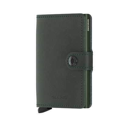 Secrid miniwallet original green (new)