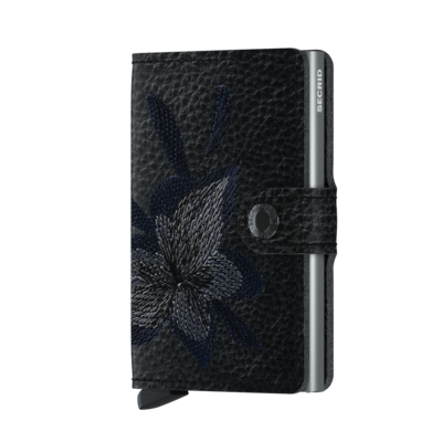 Secrid miniwallet stitch Magnolia black (new)