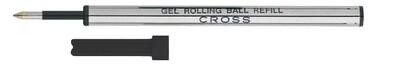 Cross Vulling roller ZWART - 2 stuks