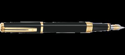 Waterman Vulpen EXCEPTION IDEAL BLACK GT
