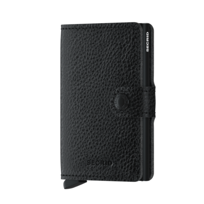 Secrid miniwallet Veg black-black (new)