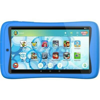 Kurio Tab Connect Studio 100 blauw 7 inch 16 GB