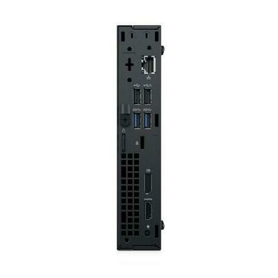 DELL OptiPlex 3070 Intel® 9de generatie Core™ i5 i5-9500T 4 GB DDR4-SDRAM 128 GB SSD
