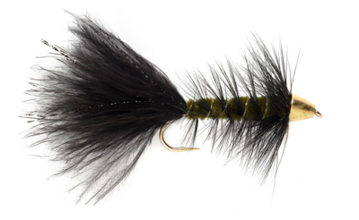 Tungsten Conehead Woolly Bugger