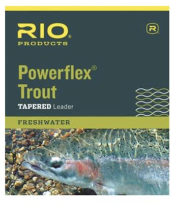 Rio Powerflex 9Ft Leader