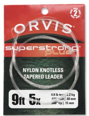 Orvis Super Strong 7.5ft Leader 2Pack