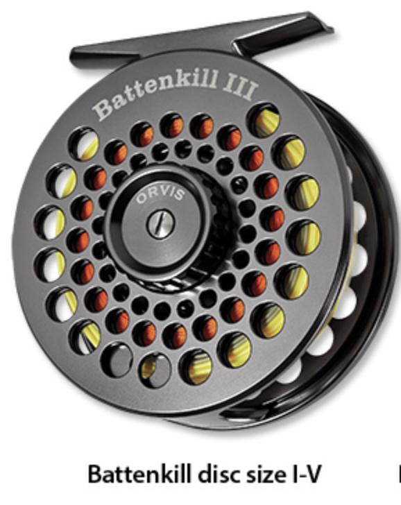 Orvis Battenkill Disk Reel