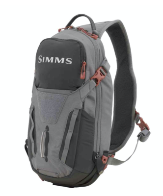 Simms Ambidextrous Sling Pack Steel
