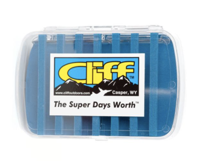 Cliff Super Days Worth Box