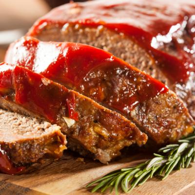 Heatherlea's Famous Meatloaf*