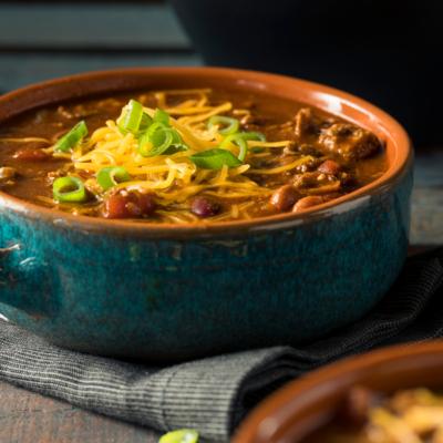 Beef Sirloin Chili Con Carne*