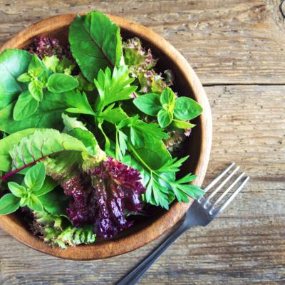 Lettuce Mix Greens - Heritage Blend