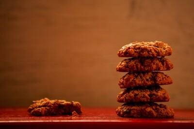 Oatmeal, Cranberry & Walnut Cookie - PKG of 6