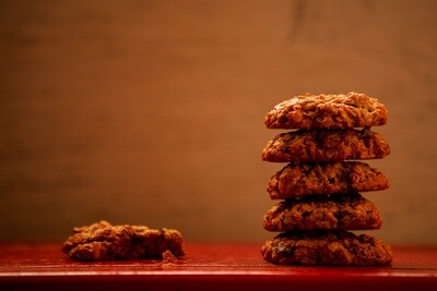 Ginger Molasses Cookies - PKG of 6