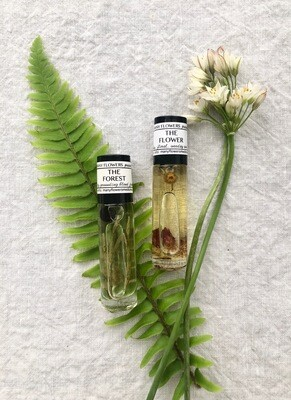 Many Flowers Oil