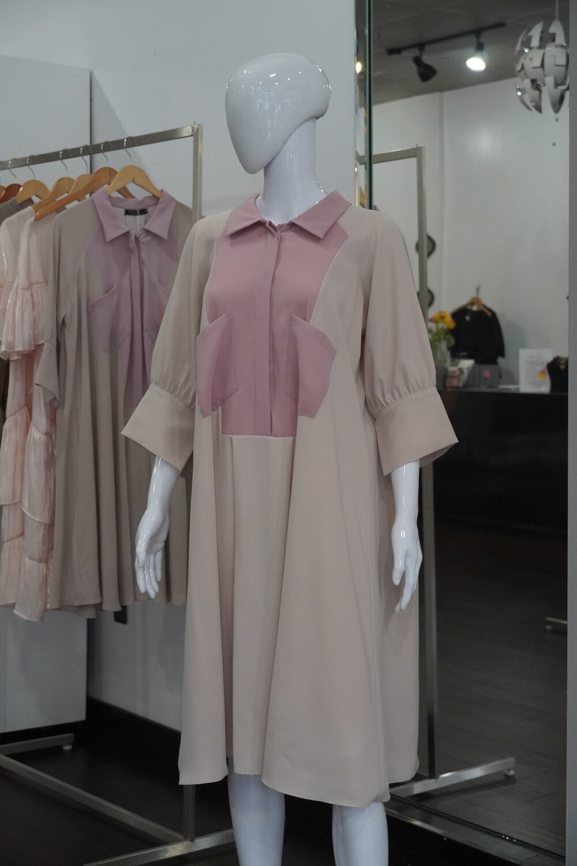 MODChic Shift Shirt Dress