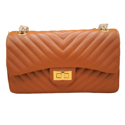 C.Quilted Purse