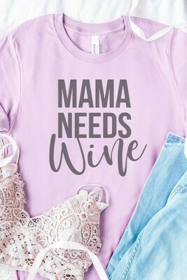 Mama Pink Tee