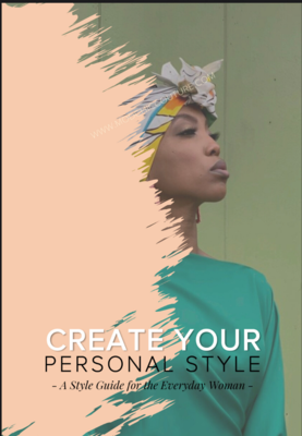 Create Your Personal Style E-Book