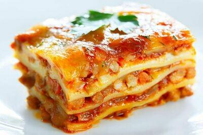 Lasagne à la viande (400 gr)