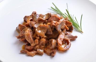 Rognons de veau à la crème (350 gr)