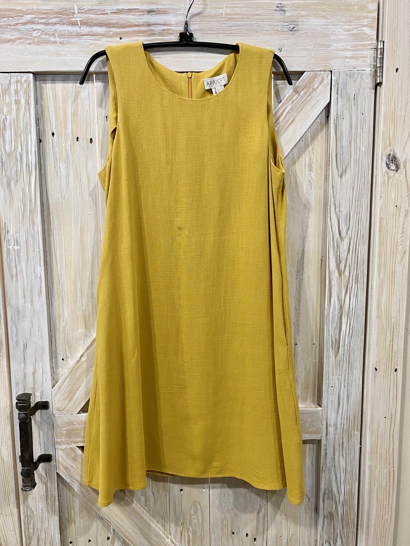APRICOT DRESS 450622
