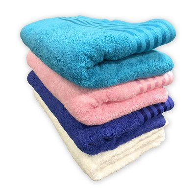34x68 Bath Towels Cotton 19.25 Lbs per Dz. 100% Cotton.