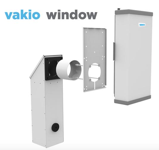 Vakio Window для установки на окна и сэндвич-панели