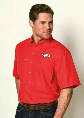 GameGuard - Red Microfiber Shirt - Available in 2 colors