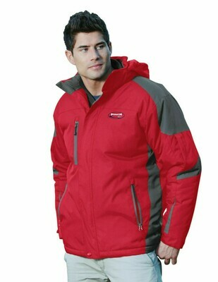 Tri-Mountain Avalanche Heavyweight Jacket - Available in 3 colors