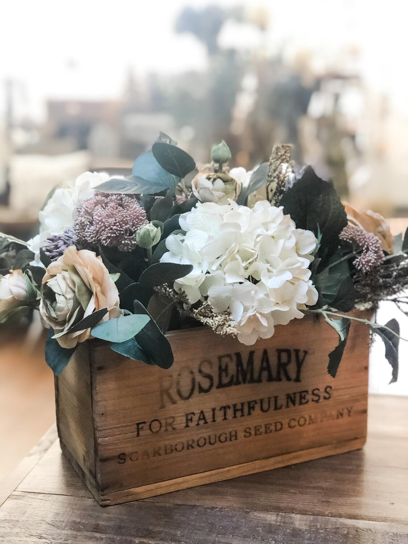 Floral Box Arrangement 13213