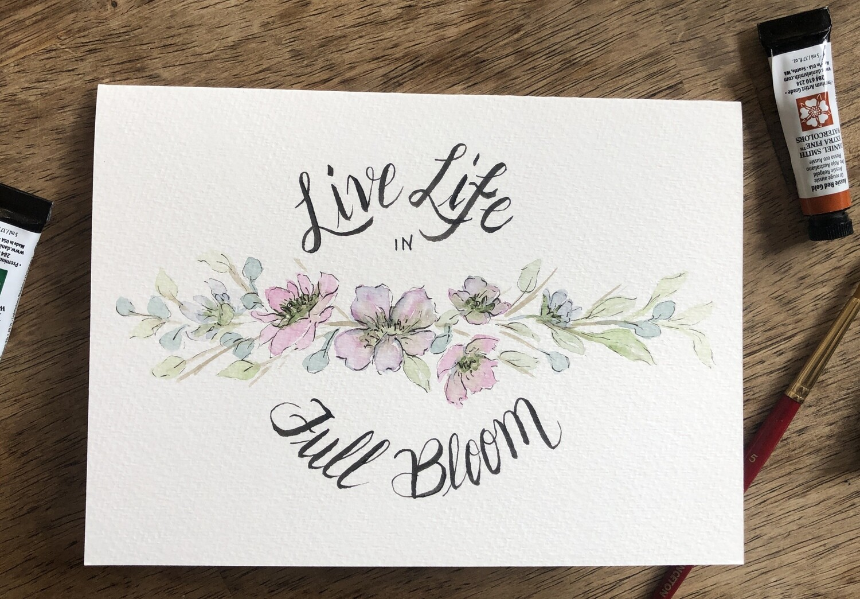 Life in Full Bloom noc15
