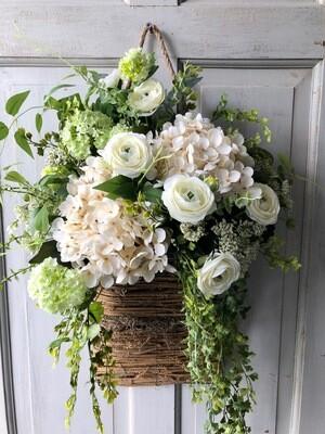 Flower Basket no. B125